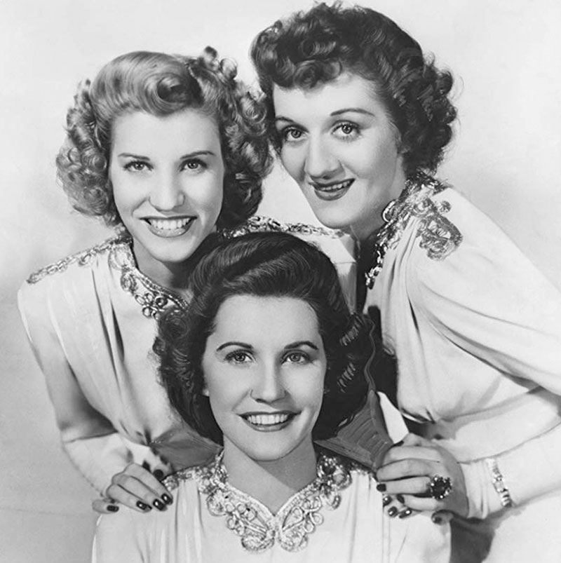 The Andrews Sisters 1