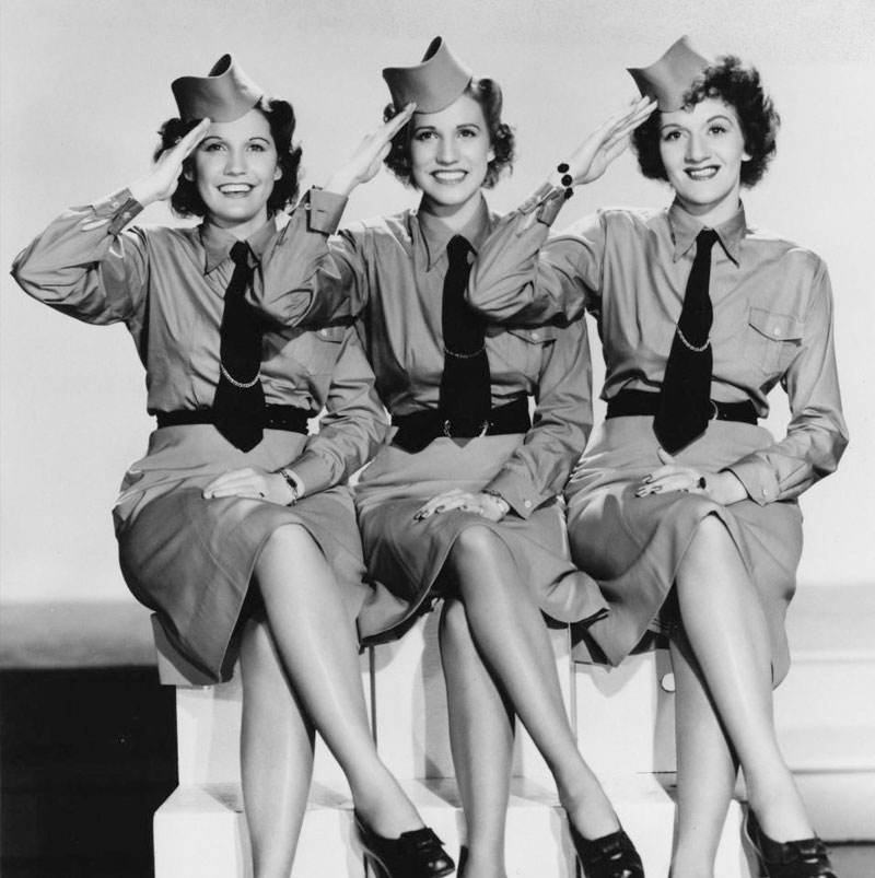 The Andrews Sisters 2