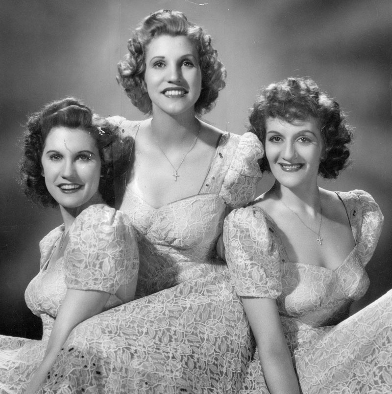 The Andrews Sisters 3