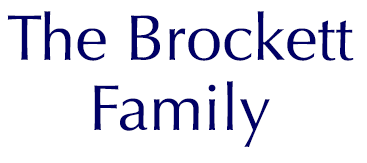 The Brockett Family