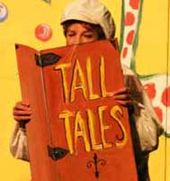Tall Tales Up To Here!