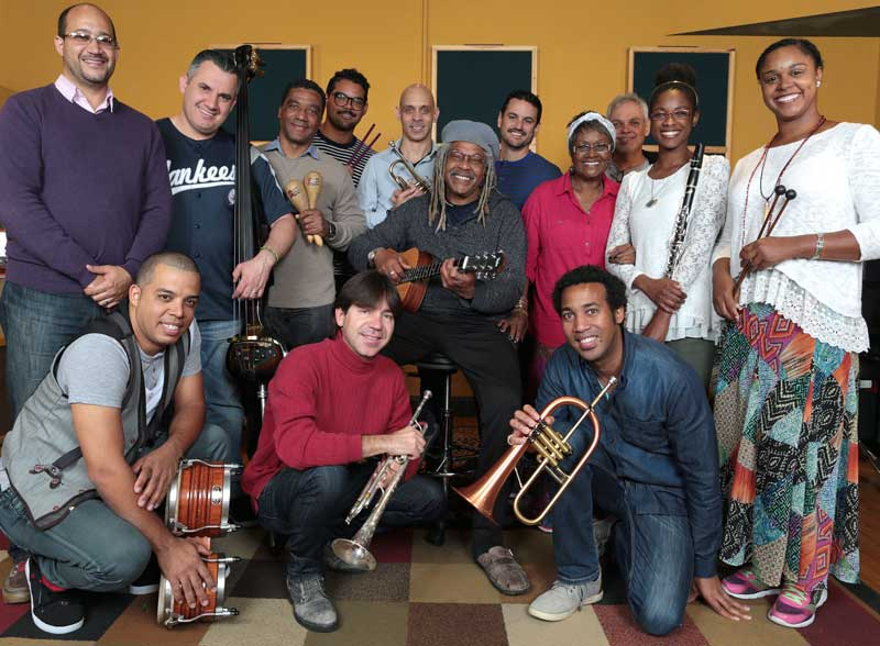 Afro-Cuban All Stars 2018 1