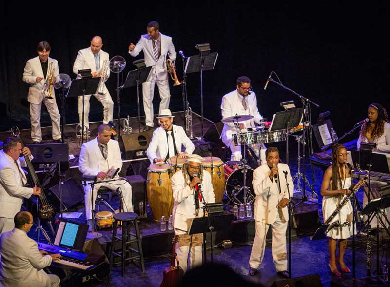 Afro-Cuban All Stars 2018 3