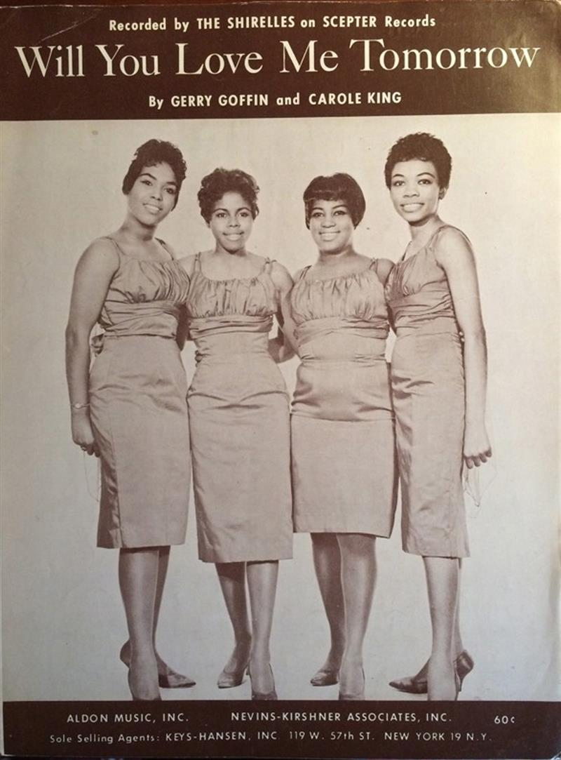 Will You Love Me Tomorrow (The Shirelles)