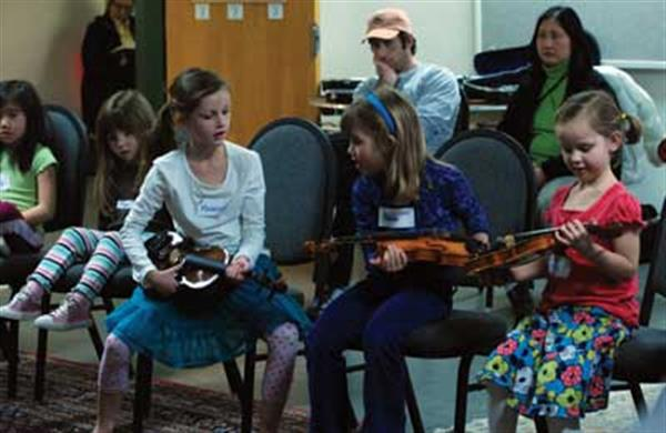 Beginning Violin For Kids