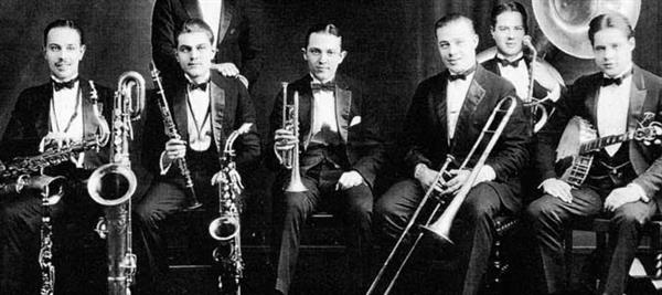 The Wolverines with Bix Beiderbecke