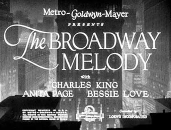 The Broadway Melody 4