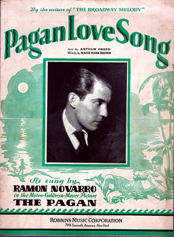 Pagan Love Song - Novaro