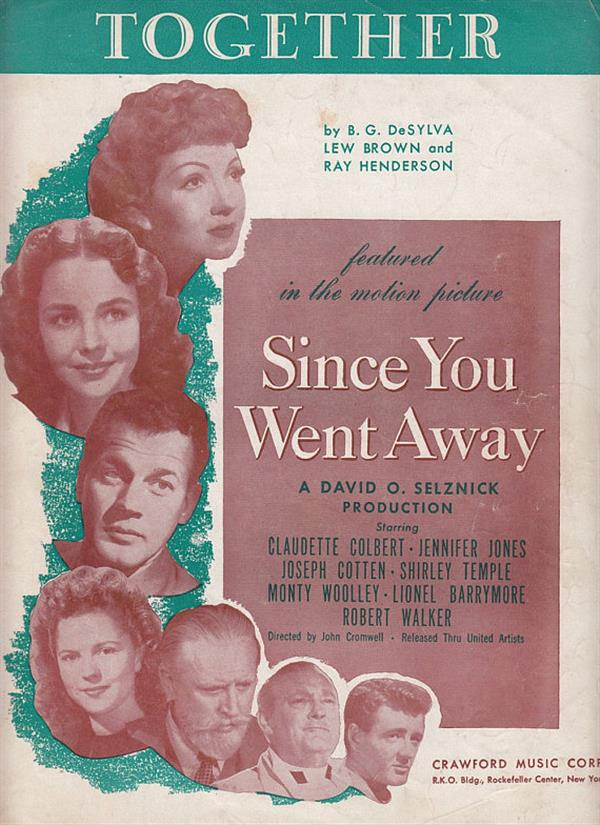 Together - Since You Went Away (1944 film)