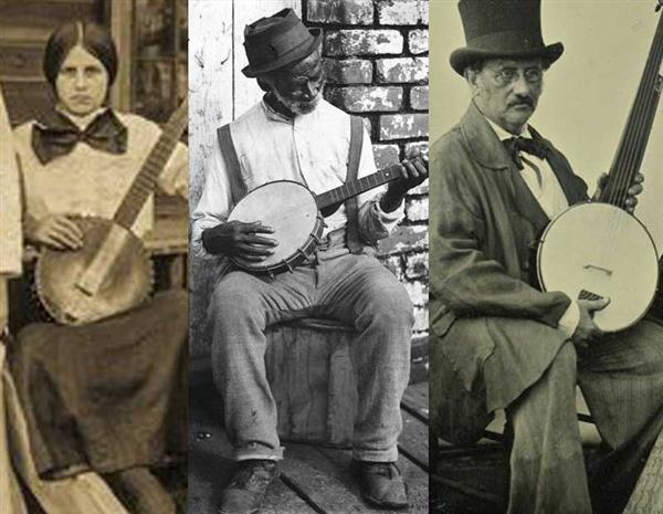 CSAR - Banjo, Ragtime & the Roots of Jazz 1