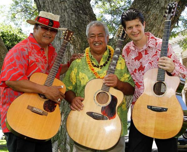 Masters of Hawaiian Music 2018 1