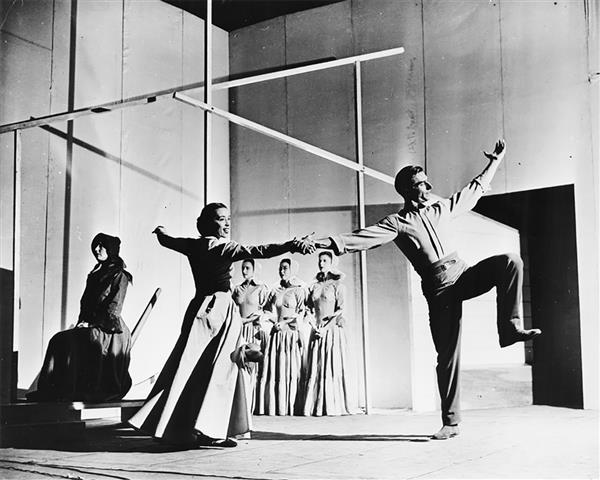 Appalachian Spring premiere, Library of Congress 1944