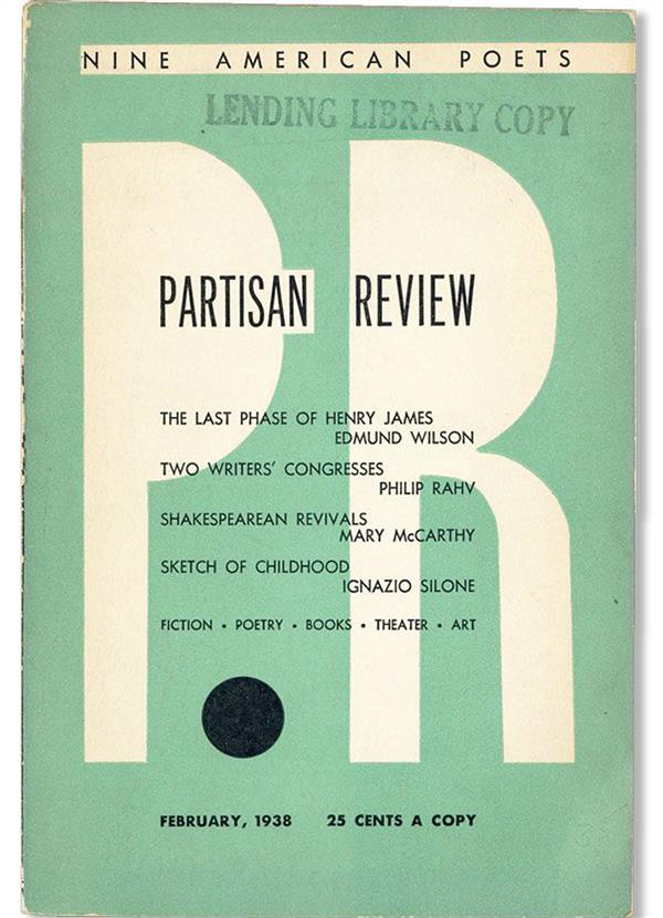 Partisan Review - Feb 1938