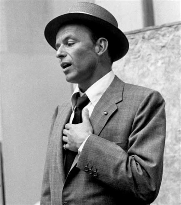 Sinatra & Basie In Redd