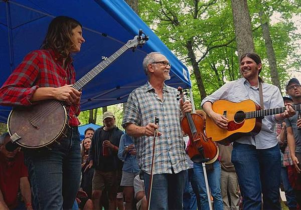 Molsky's Mountain Drifters' Old Time Music Workshop