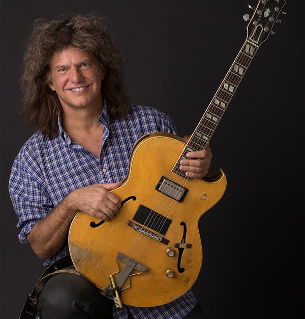An evening with Pat Metheny <br/> with Antonio Sanchez, Linda May Han Oh & Gwilym Simcock