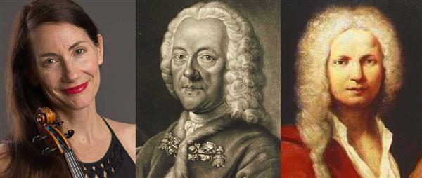 microphilharmonic <br/> Baroque <br/> Telemann, Vivaldi & Marini