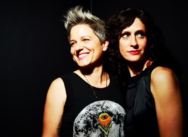 Now Hear This - Jenny Scheinman & Allison Miller: PARLOUR GAME + Todd Sickafoose's BEAR PROOF